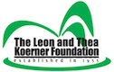 The Leon and Thea Koerner Foundation logo